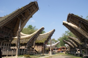 toraja house sulawesi