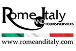 logo Rome and Italy