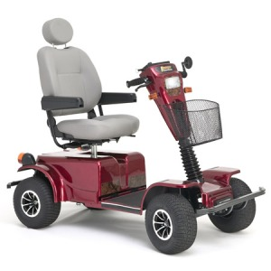 RENTAL SCOOTER