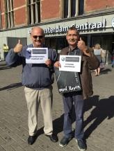 Support from Belgium #changeawareness #changeaccessibility