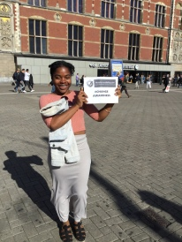 Support from London #changeawareness #changeaccessibility