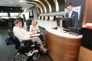Corendon Hotels & Resorts, Amsterdam. Test op rolstoelvriendelijkheid.